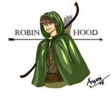 Robin Hood by Azumina