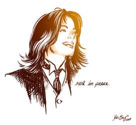 Michael Jackson Keep the faith by krisagon