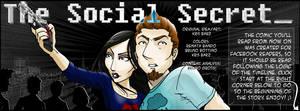 The Social Secret Comic Cover