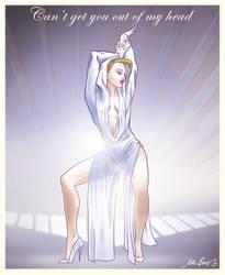 Kylie Minogue by krisagon