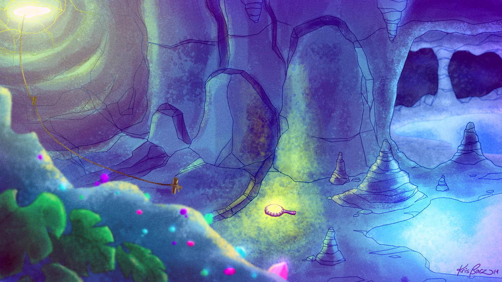 The Cave by krisagon