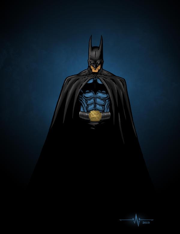 Dark Knight by 1-cwc-1