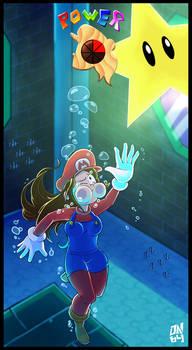 Commision: Secret Aquarium