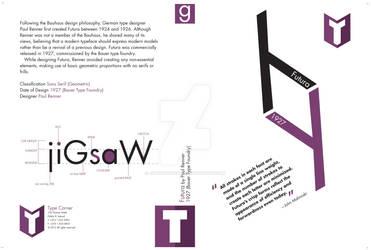 DVD cover, Futura