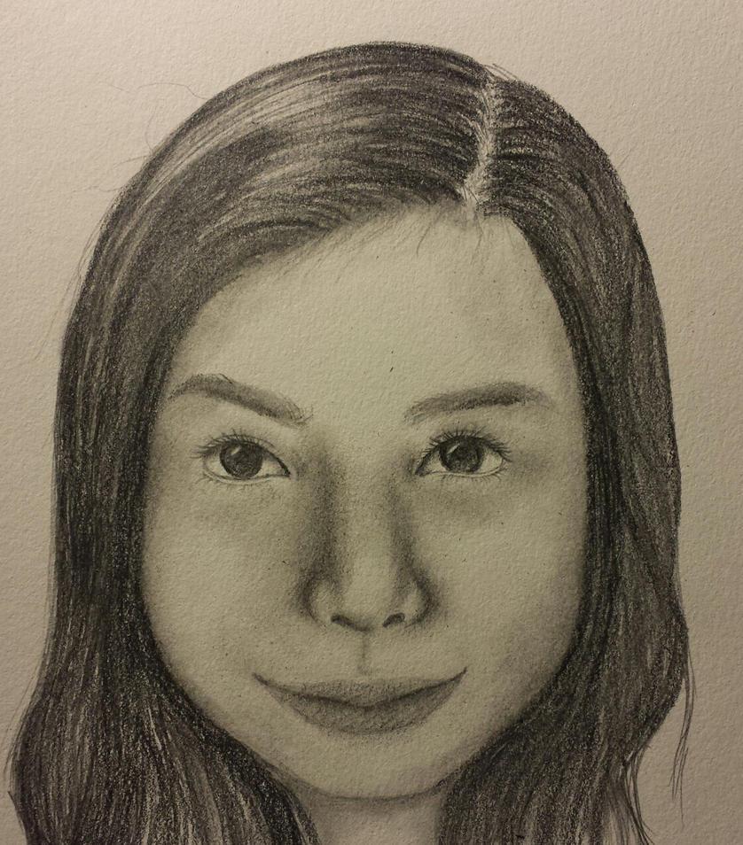 Practice portrait by Animallol