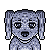 Pixel Pup by MortalCompass