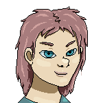Pixel Face by MortalCompass