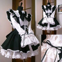 i cosplay cafe   maid outfit by kyocs