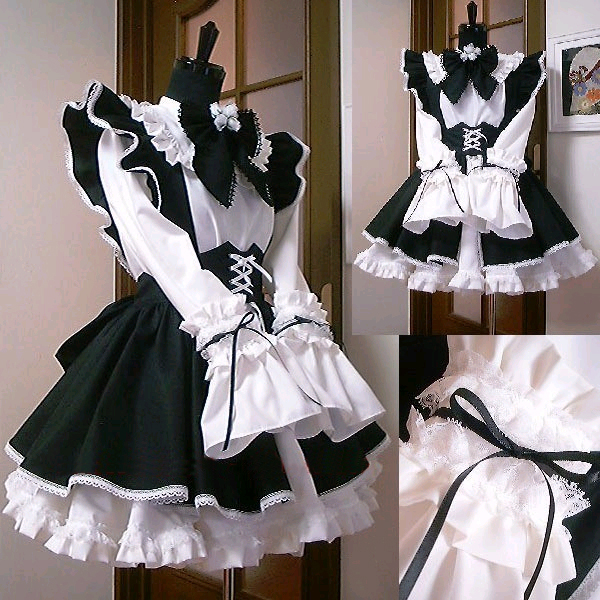 Maid Cafe Uniform