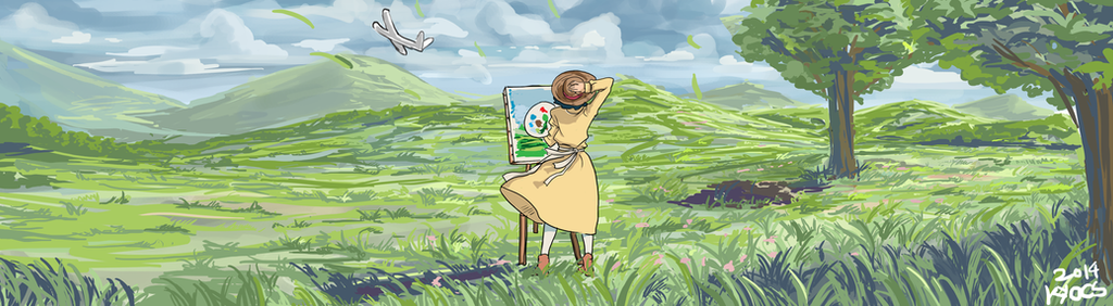 The Wind Rises By Kyocs