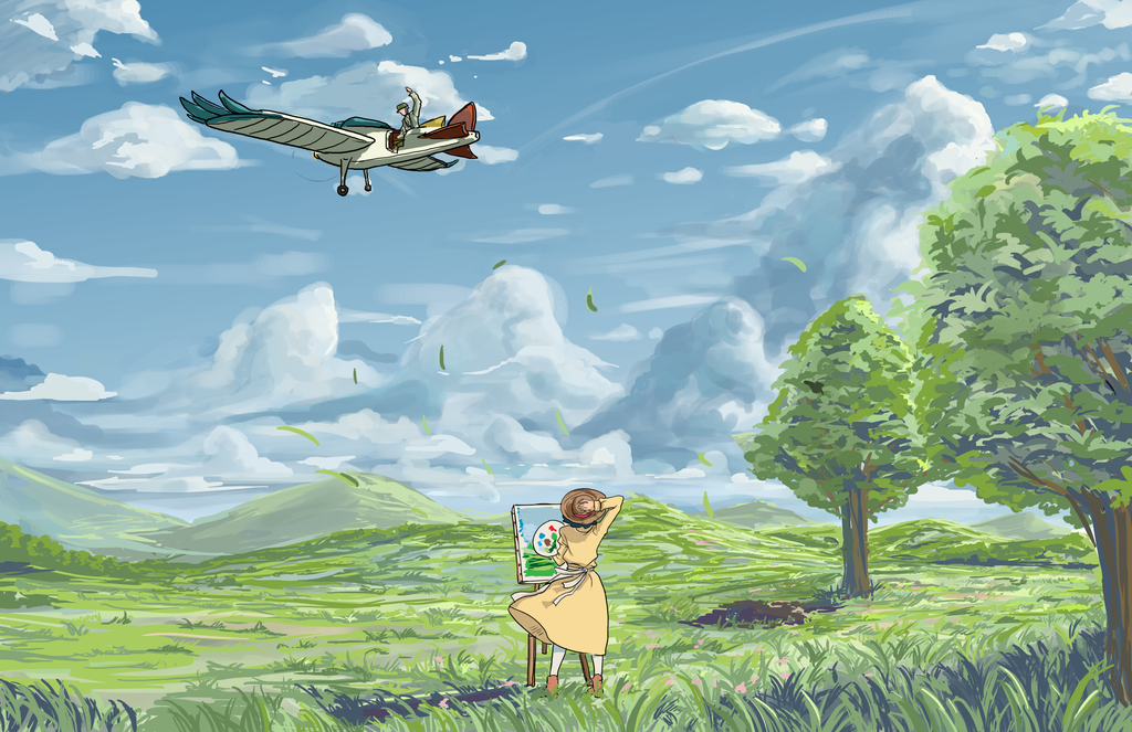 Wind Rises Full By Kyocs