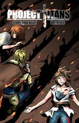 Project titan vol 5 cover