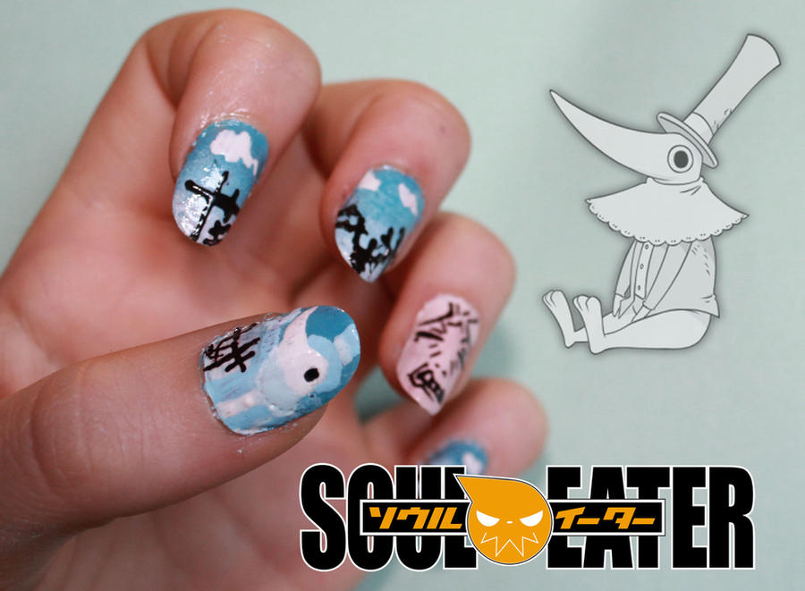 Excalibur Nail Art by Nippip on DeviantArt
