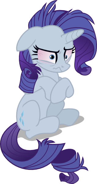 Crazy Rarity by seahawk270