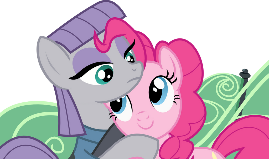 Pinkie and Maud