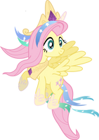 Princess Flutter-lestia by seahawk270