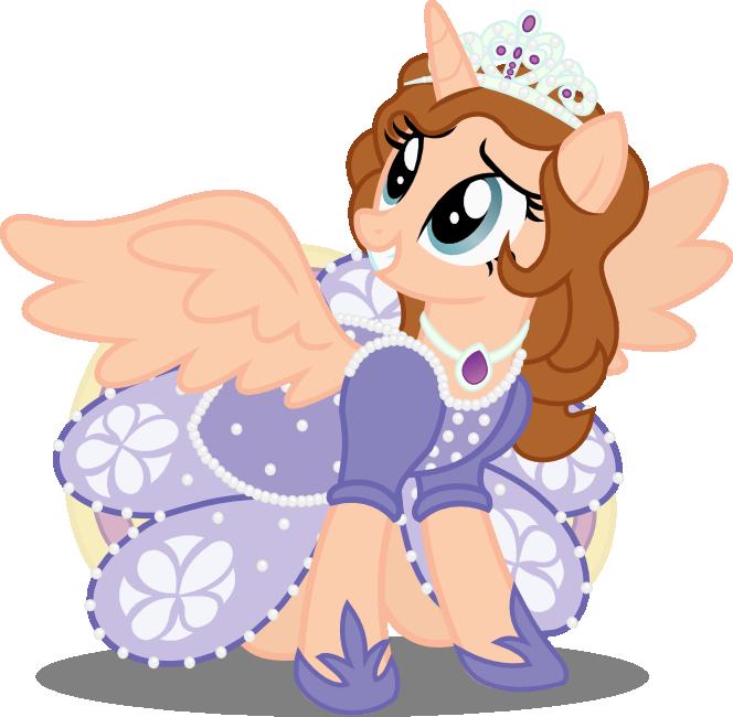 Sofia the Alicorn by seahawk270
