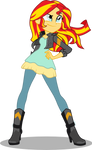 Sunset Shimmer - Friendship Games