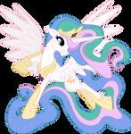 Princess Celestia - Guardians of Harmony