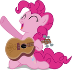 Pinkie Pie:  Guitar Hero