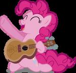 Pinkie Pie:  Guitar Hero
