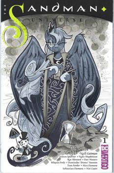 Luna - Sandman Universe sketch cover