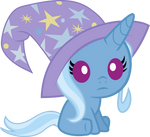 Baby Trixie by seahawk270