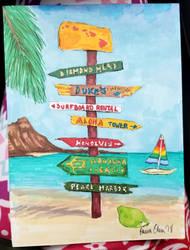Hawaiian Signs by avaunt