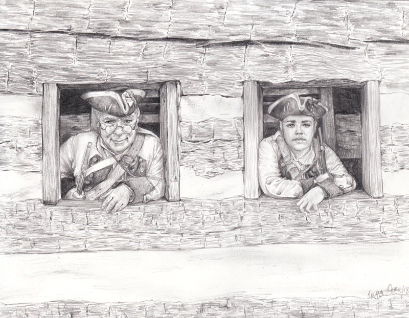 Reenactors by avaunt