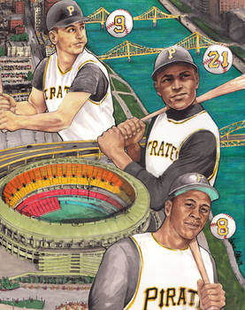 Pirates Greats