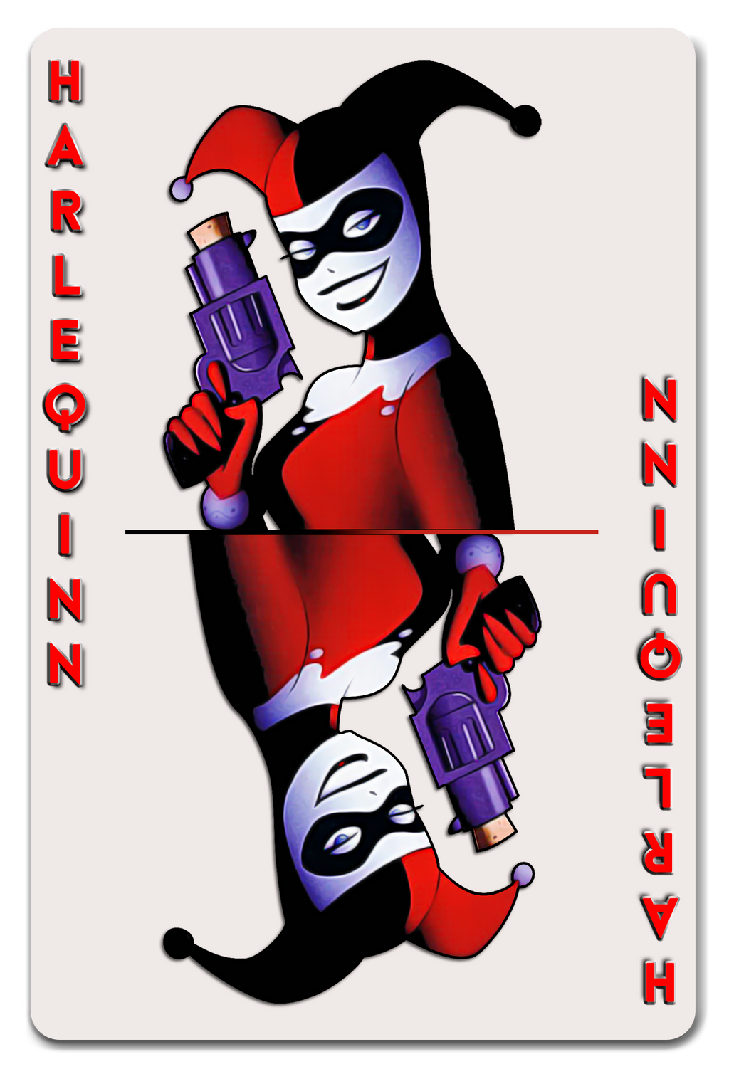 Image Result For Harley Quinn Cartoon