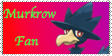 Murkrow Fan Stamp