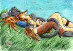 Autumn Fire and Chad - Done by autumnfire