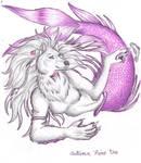 Merwolfess colored