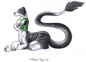 OMG Roady the Taur by autumnfire