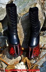 Infernal Hoof boots