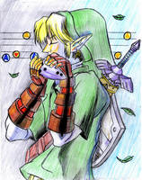 Song of Storms,Ocarina Songs-TLOZ OCARINA OF TIME by MeleevsBrawl