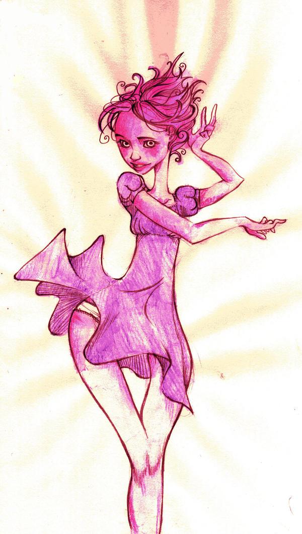 Jolie Demoiselle by Klemkle