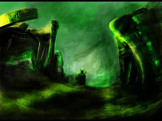 Eden prime by Gnigi