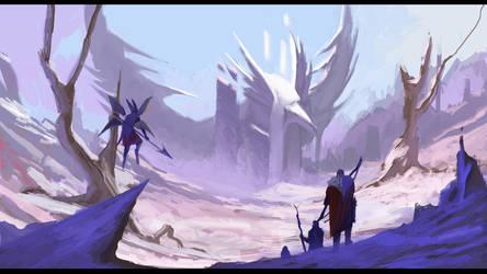 Endless legend by Gnigi