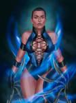 Mortal Kombat - Klassic Kitana Unmasked