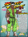 STREET FIGHTER DESTINY - KWAN MATSUDA