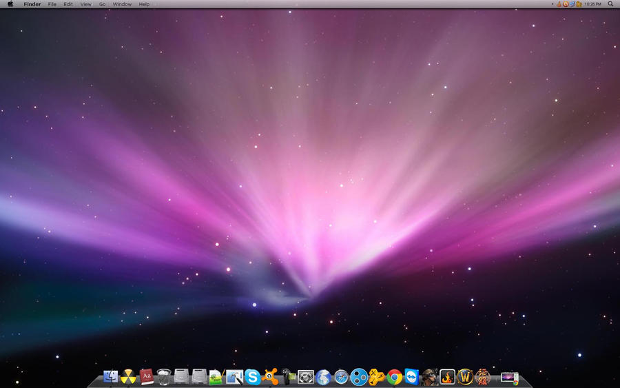 Mac OS X Tiger-V Theme for Windows XP (64 Bit) by TheOfficialVirus ...