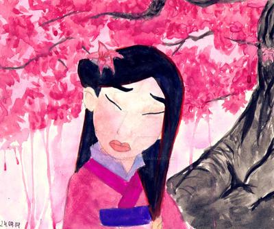 Mulan by AyvazyanMara