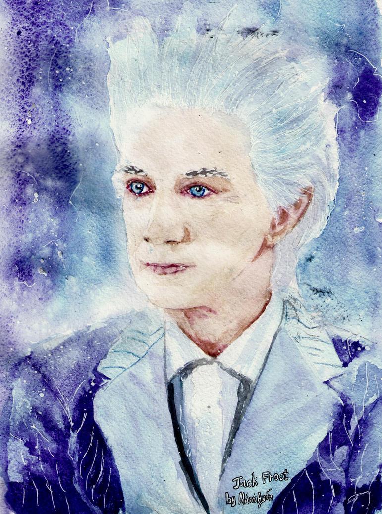 Jack Frost by AyvazyanMara