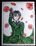 Taki Reizen (Maiden Rose)