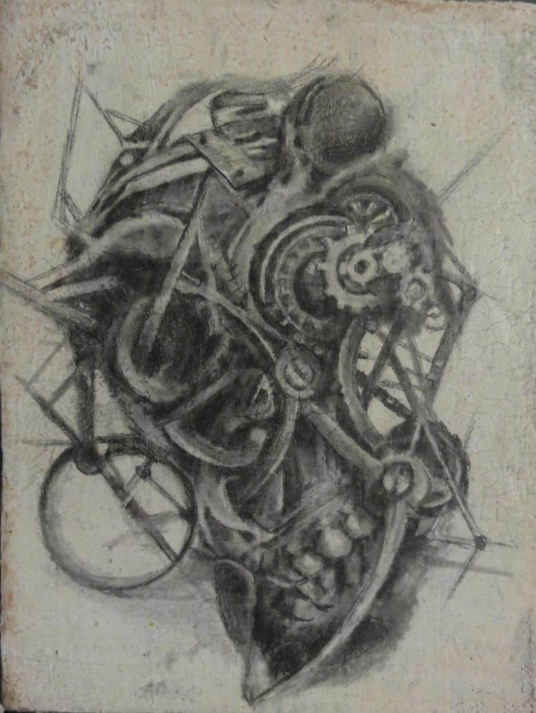 Amalgamia 001 by Berien