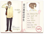 M-H: Ichinose Kou