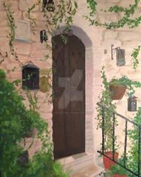 Door of Assisi jpeg