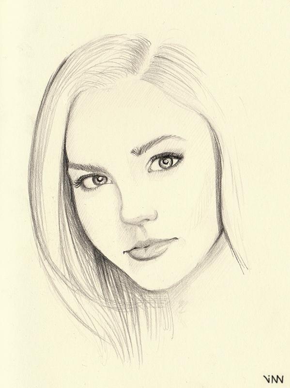 MIA ROSE FRAMPTON by VinnDengsen